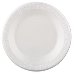 Dart® Quiet Classic® Laminated Foam Dinnerware