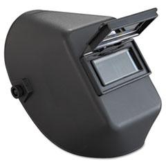 "Jackson Safety* HUNTSMAN W10 900 Series Welding Helmet, 4 1/4"" x 2"", Black"