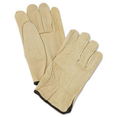 MCR™ Safety Unlined Pigskin Driver Gloves