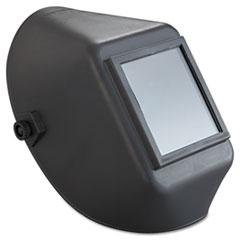 "Jackson Safety* HUNTSMAN W10 900 Series Welding Helmet, 4 1/2"" x 5 1/4"", Black"