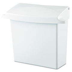 Rubbermaid® Commercial Sanitary Napkin Receptacle with Rigid Liner
