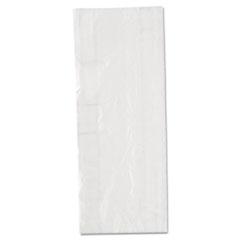 "Inteplast Group Food Bags, 3.5 qt, 0.68 mil, 6"" x 15"", Clear, 1,000/Carton"