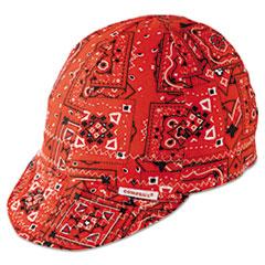 Comeaux® Reversible Soft Brim Comfort Crown Cap, Cotton, Assorted Colors, Size 8