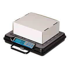 Brecknell 100 lb and 250 lb Portable Bench Scales Thumbnail