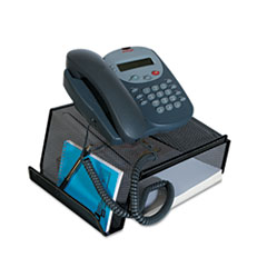 Universal® Deluxe Mesh Telephone Desk Stand Thumbnail