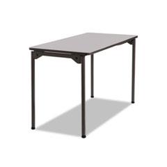 Iceberg Maxx Legroom™ Wood Folding Table