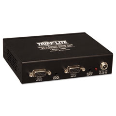 Tripp Lite 4-Port VGA Plus Audio Over CAT5 Transmitter