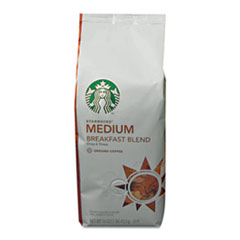 Coffee, Breakfast Blend, Ground, 1lb Bag