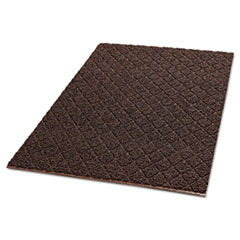 Crown Unbacked Diamond-Deluxe™ Duet Vinyl-Loop Floor Mat Thumbnail