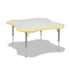 Virco® Primary Collection™ Clover Shaped Activity Table Thumbnail