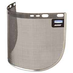 "Jackson Safety* HUNTSMAN 815WS F60 Wire Face Shield Visor, Gray, 8"" x 15 1/2"""