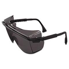 Honeywell Uvex™ Astro OTG 3001 Safety Spectacles, Black Frame