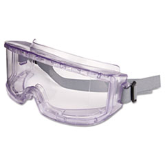 Honeywell Uvex™ Futura Goggles, Clear Frame, Clear Lens, Impact/Dust-Resistant