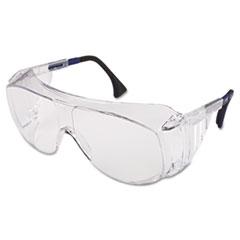 Honeywell Uvex™ Ultraspec 2001 OTG Safety Eyewear, Clear/Black Frame, Clear Lens