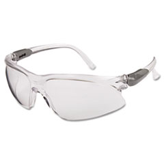 Jackson Safety* V20 VISIO Safety Eyewear, Clear Lens, FogGard Plus