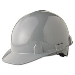 Jackson Safety* SC-6 Head Protection, 4-pt Ratchet Suspension, Gray