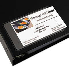 C-Line® Self-Adhesive Holders Thumbnail