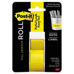 Post-it® Full Adhesive Label Roll Thumbnail