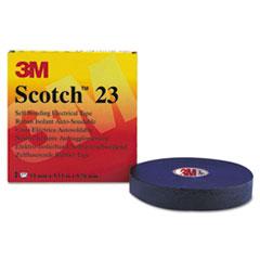 "3M Scotch 23 Rubber Splicing Tape, 3/4"" x 30ft MMM15025"