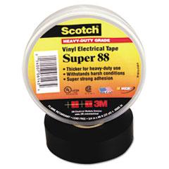 """3M™ Scotch 88 Super Vinyl Electrical Tape, 1 1/2"""" x 44ft"""
