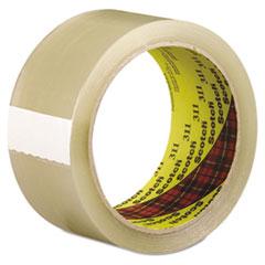 3M™ Scotch 311 Box Sealing Tape, Clear, 48mm x 100m