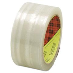 3M™ Scotch 373 High Performance Box Sealing Tape, Clear, 48mm x 50m
