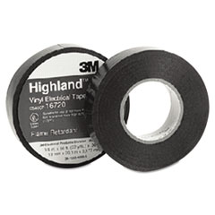 3M(TM) Highland(TM) Vinyl Commercial Grade Electrical Tape 16720