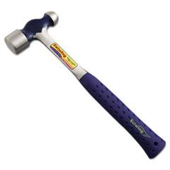 """Estwing® Ball Pein Hammer, 24oz, 13 1/2"""" Tool Length, Cushion Grip"""