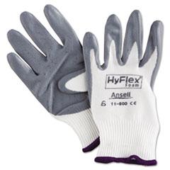 AnsellPro HyFlex Foam Gloves, Size 6