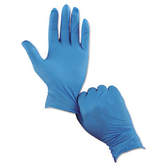 AnsellPro TNT Blue Single-Use Gloves, Small ANS92675S