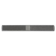 Nicholson® American Pattern Rectangular Plain 1/2-Horse Rasp File, 14in