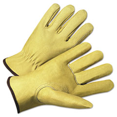Anchor Brand® 4000 Series Pigskin Leather Driver Gloves Thumbnail