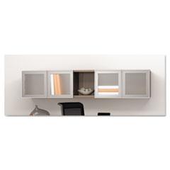 Safco® e5 Series Overhead Storage Cabinet