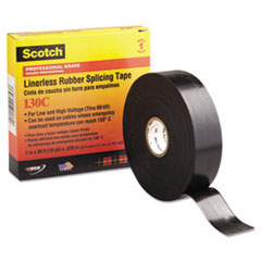 "3M™ Scotch 130C Linerless Splicing Tape, 1"" x 30ft"