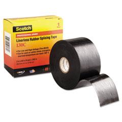 "3M™ Scotch 130C Linerless Splicing Tape, 2"" x 30ft"