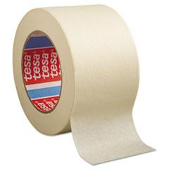 """tesa® General Purpose Masking Tape, 3"""" x 60yd, Crepe"""