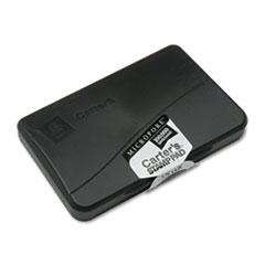 Micropore Stamp Pad, 4 1/4 x 2 3/4, Black