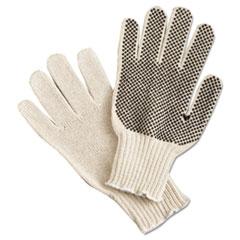 MCR™ Safety PVC Dot String Knit Gloves 9650LM Thumbnail
