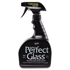 Hope's® Perfect Glass Glass Cleaner, 32oz Bottle