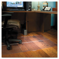 ES Robbins® Design Series Laminate Chair Mat Thumbnail