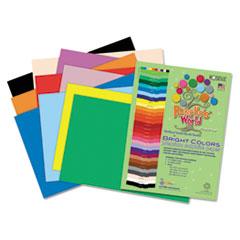 Roselle Bright Colors Premium Sulphite Construction Paper