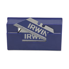 IRWIN® Utility Knife Bi-Metal Traditional Replacement Blades, 20 Pack