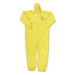 DuPont® Tychem® QC Coveralls with Attached Hood