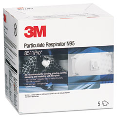 3M™ N95 Particulate Respirator 8511PRO Thumbnail