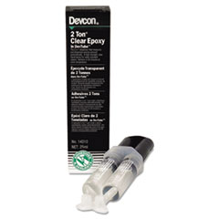Devcon® Clear Epoxy, 1oz