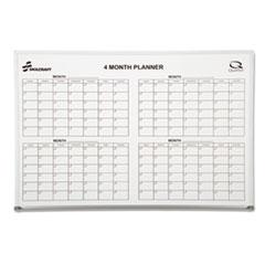 AbilityOne® SKILCRAFT® Quartet® Cubicle Calendar Board Thumbnail