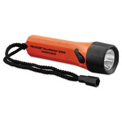 Pelican® StealthLite Flashlight, ABS Body, 10000 Candle Power, Orange
