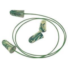 Moldex® CAMO PLUGS Foam Earplugs, Special Ops, Corded, NRR 33