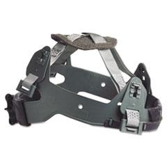 North Safety® Ratchet 4-Point Nylon Suspension System, Nylon