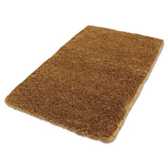 Anchor Brand® Coco Mat, 36 x 22, Natural Tan, Woven Fiber